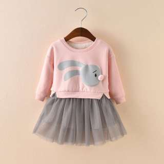 One Piece Rabbit Dress #923