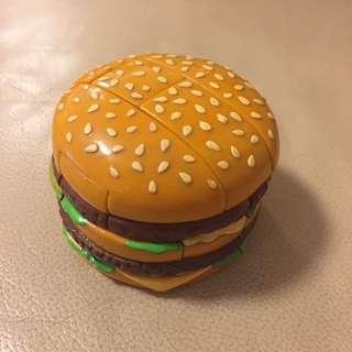 經典麥當勞巨無霸砌砌玩具