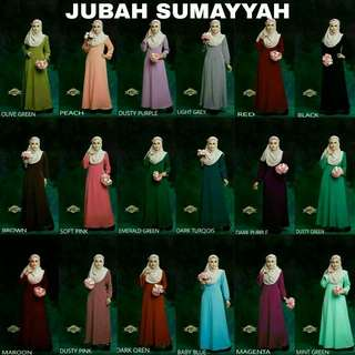 JUBAH SUMAYYAH