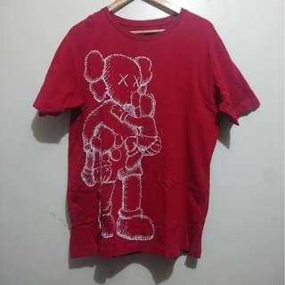 Uniqlo x Kaws Shirt