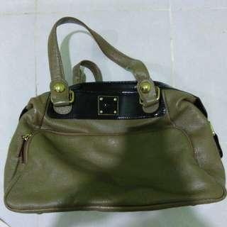 Authentic Jaeger Warwick handbag