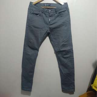 LRG Slim Straight Grey Jeans
