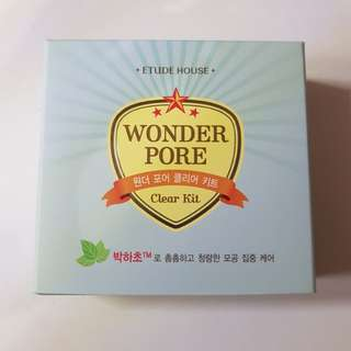 Etude House Wonder Pore Kit