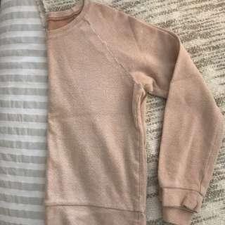 Light Pink American Apparel Sweater