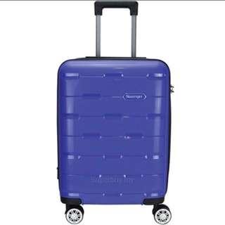 Slazenger SZ2519 Hard Trolley Spinner Case Luggage