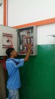 elektrik service dan pendawaian elektrik