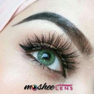 Iriz Green - Colored Contact lenses