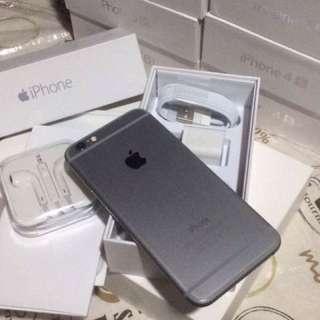 iPhone 6 Silver 16gb RUSH