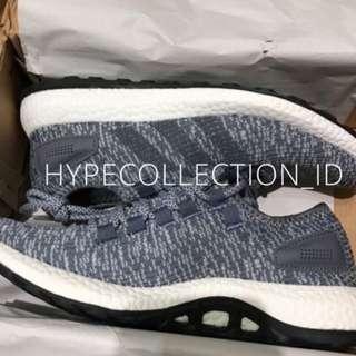 Adidas Pureboost Grey White BNIB