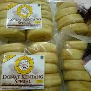 Donat kentang