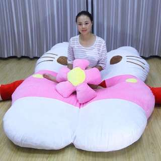 Hello Kitty Character Bed 120cm x 190cm