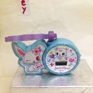 Gantungan tas jam digital Hello Kitty - Mc donald