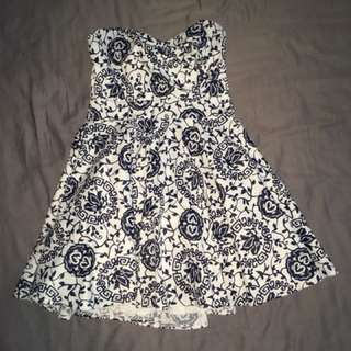 Mendocino/ TFNC dress