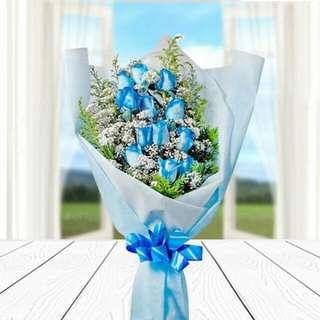 Valentine Kiss Bouquet V70 - Yhmqm