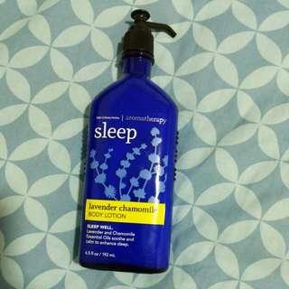 BN Bath and Body Works Aromatherapy Sleep Lotion