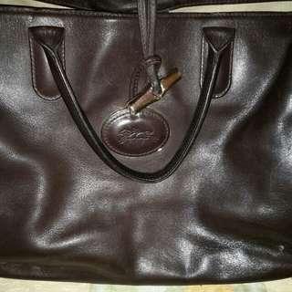 Longchamp Real Leather