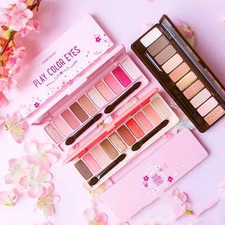 ✨INSTOCK! Etude House Play Color Eyes Palette