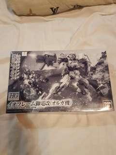 P Bandai Orga's 10 Frame Shiden Custom