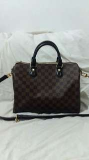 Speedy bandouliere size 30 aunthentic louis vuitton