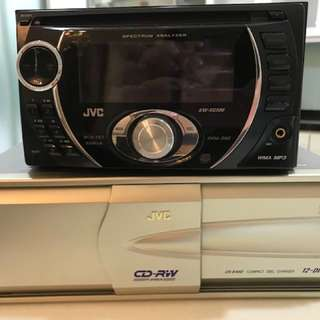 Car CD player & Radio