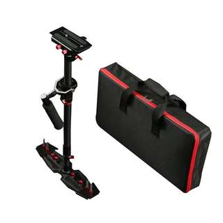 """SuteFoto HD-2000 Carbon Fiber Professional Camera Stabilizer 30.9""""/78.5cm Steadicam with Quick Release Plate 1/4'' and 3/8'' Screw for DSLR Sony Canon Nikon Camcorder DV Camera"""