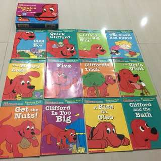 Clifford the Big Dog Pack2