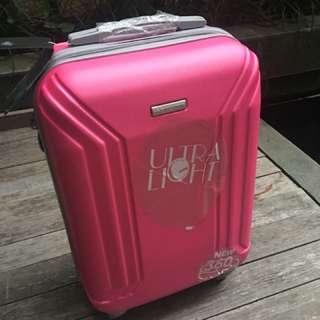 Koper kabin twin polo pink