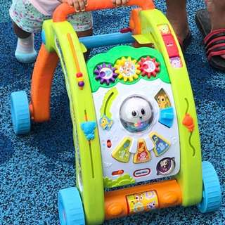 Little Tikes Light and Go 3-in-1 Activity Walker