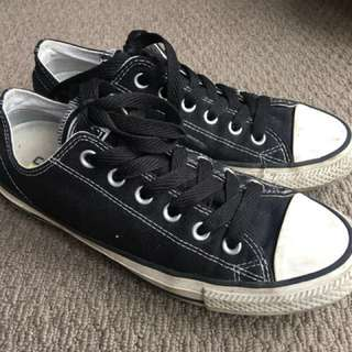 Converse Low Lunarlon Skate Size 9 Mens