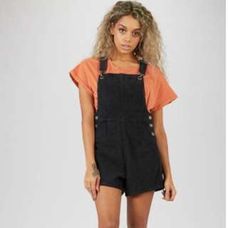 Afends Dylan Corduroy Overalls