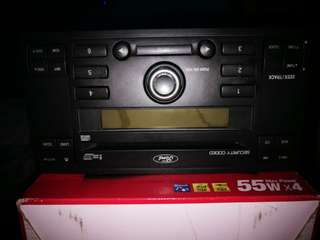 Ford focus stock stereo.