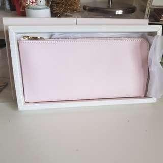 Kikki.k pink pencil case