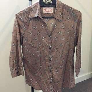Cath Kidston blouse (M)
