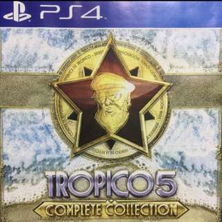 S> Tropico 5 (complete collection)
