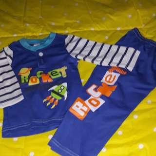 Baju bayi 0-6 bln