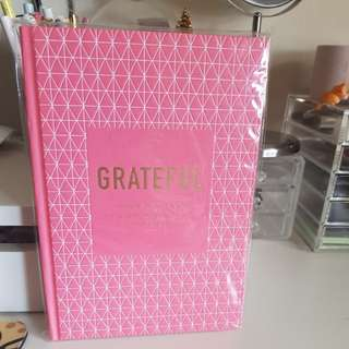 Kikki.k grateful journal