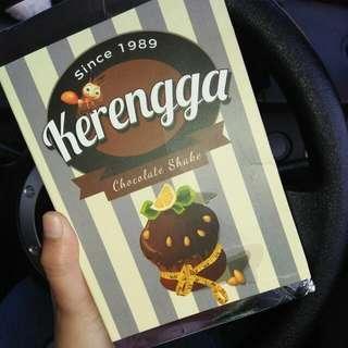 KERENGGA CHOCOLATE SHAKE SLIMMING