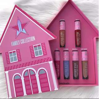 JEFFREE STAR THE STAR ⭐ FAMILY COLLECTION