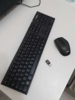 Asus Wireless keyboard & mouse 2.4G