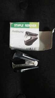 Staple Remover