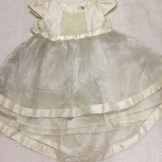 Preloved Baptismal Dress