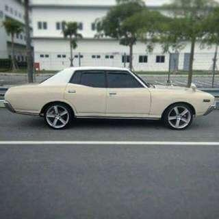 Nissan Cedric Year 1979 2500cc