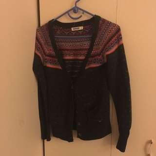 Garage cozy sweater
