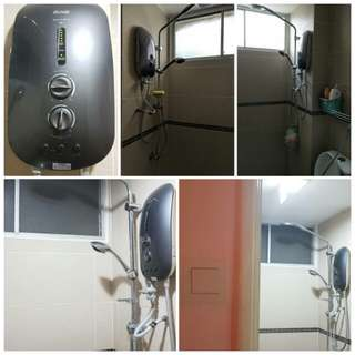 Pasang water heater