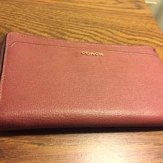 COACH NEW classic purse (pink)