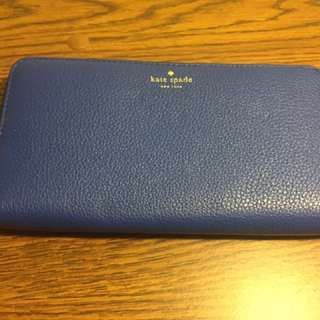 Kate Spade NEW purse (navy blue)