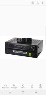 Onkyo TX NR 609 3D 4K HDMI receiver