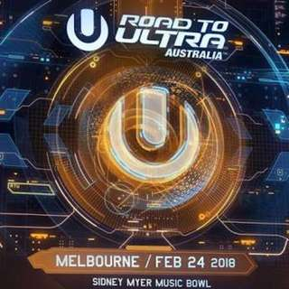 Road to Ultra Melbourne 2018