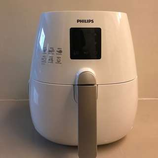 飛利浦健康氣炸鍋HD9230白金升級款(白)