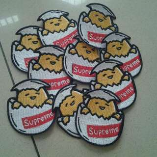 Patch Gudetama Supreme